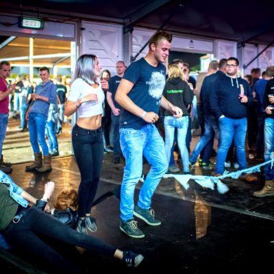 <strong>Touwtjespringen</strong><br><p>Tijden het Veenhoopfestival 2018 - De Veenhoop</p>