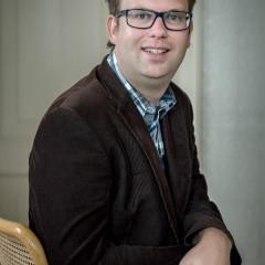 <strong>Dirigent Arnaud Oosterbaan</strong>
