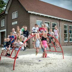 <strong>De kinderen van Bassischool de Foarikker</strong>