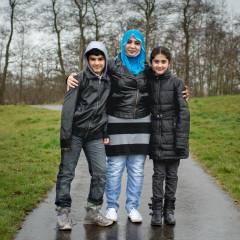 <strong>Zuleyga, Aynura en Anar Mammadova</strong><br><p>Hebben een verblijfsverguning - Burgum</p>