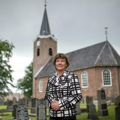 <strong>Martine Mees</strong><br><p>Organisator van allerlei culturele evenementen - Beetsterzwaag</p>